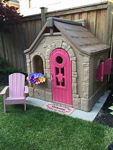 The 25+ best Plastic playhouse ideas on Pinterest ...