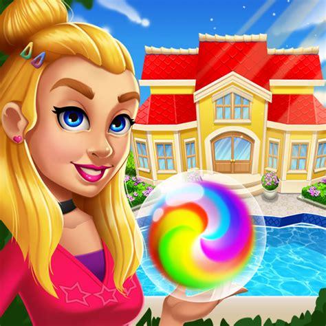 code triche home sweet home bubble shooter design de