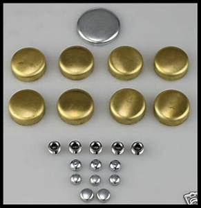 Bbc Chevy Brass Freeze Plug Kit 396 427 454 Pe
