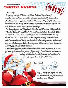 surprise a little one in your life with an uplifting With santa personal letter from north pole