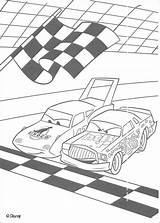 Coloring Track Race Pages Popular sketch template