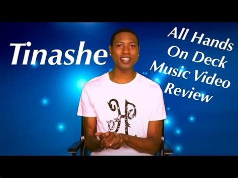 tinashe all on deck meaning tinashe all on deck review