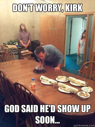 Kirk Cameron Meme - lonely kirk cameron memes quickmeme