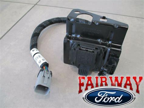99 F250 Trailer Wiring Harnes 99 thru 01 f250 f350 duty ford 4 7 pin trailer tow