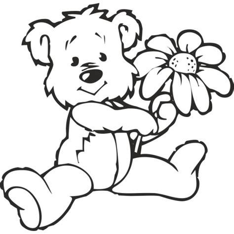 Ausmalbilder Teddy Kostenlos  Malvorlagen Zum Ausdrucken