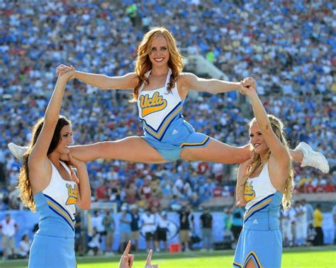 245 Best Images About College Cheerleaders On Pinterest
