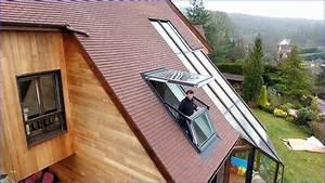 Dachfenster Mit Balkon Austritt : 55 fabelhafte velux dachfenster balkon ideen balkon ideen ~ Indierocktalk.com Haus und Dekorationen