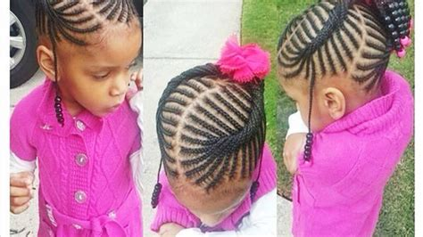 Little Black Kids Hairstyles