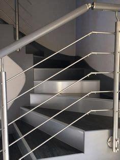 rénovation escalier par recouvrement garde corps rant sur escalier b 233 ton inox et bois teint 233 trucs du grenier en 2018