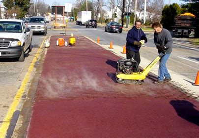 colored asphalt colored asphalt gt richards paving inc contractors
