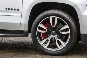2018 Chevy Tahoe Wheels