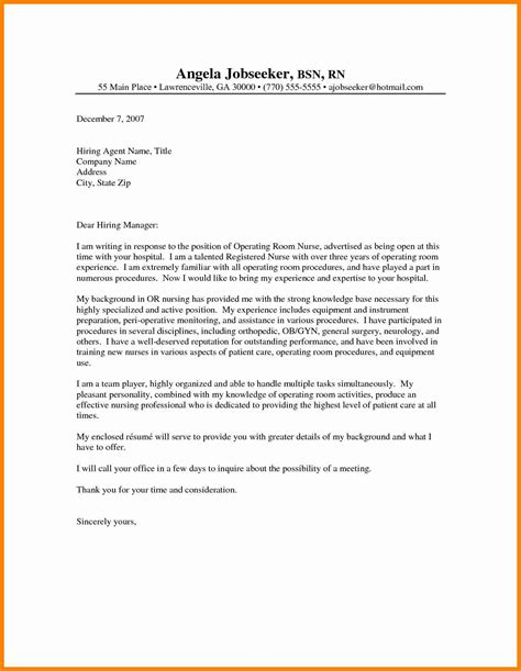 Exle Of A Great Cover Letter For Resume by 10 Exle Of Cover Letter Assembly Resume