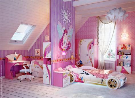 ideas para decorar un dormitorio de niña