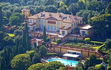10 Most Expensive Mansions
