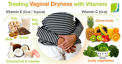 Treating Vaginal Dryness with Vitamins | Menopause Now