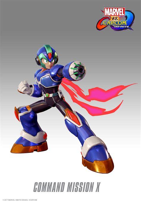 Mega Man X Game Art