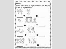 pre k number worksheets for addition – Printable Shelter