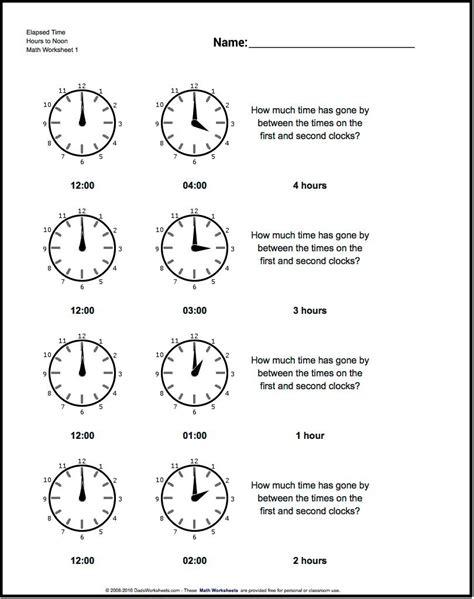 Worksheet Elapsed Time Worksheets With Clocks Grass Fedjp Worksheet Study Site