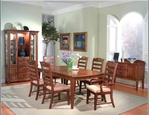 Dining Rooms Arrangement