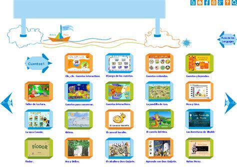 Cuentos Infantiles Interactivos Educanave