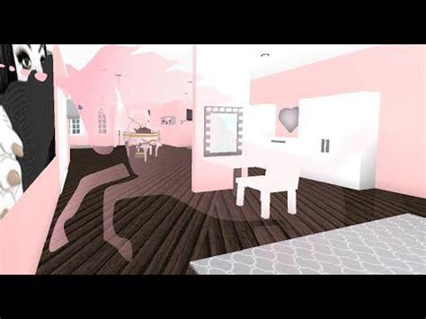 roblox   bloxburg girly teenage bedroom youtube