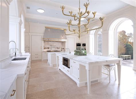 kitchen remodeling island ny 48 marble kitchens that are beyond gorgeous