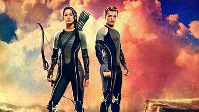 Hunger Games Peeta Catching Fire Katniss 2560