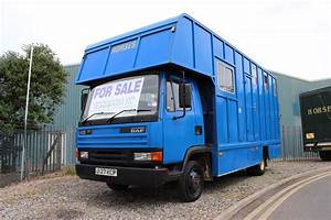 Daf 45 Horsebox For Sale Kidderminster Warranty Bargain