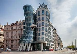 Dancing House Frank Gehry - Home Design
