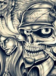 Pin by markbranch on tattoo sketches | Pinterest | Chicano ...
