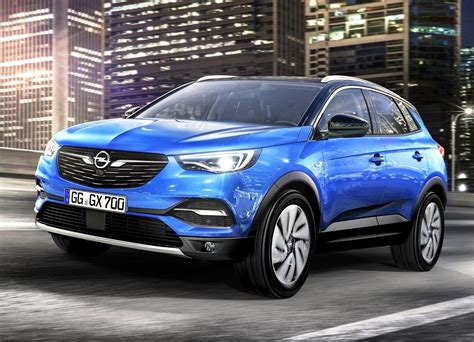 2019 Opel Grandland X Reviews Toyota Suv 2018 Inside Opel