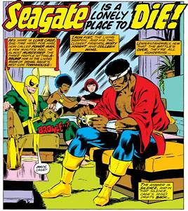 A Reader's Guide To Luke Cage Comics