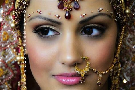 Eye make up inspiration for the Indian bride!