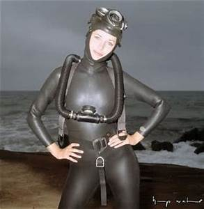 Reliving Sea Hunt with vintage diving gear
