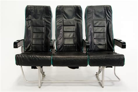 for sale genuine leather tourist airplane seats in
