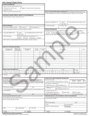 sample filled form   fill  printable
