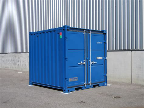 Shipping Containers 6ft Steel Store Cx06 Widnes £1095