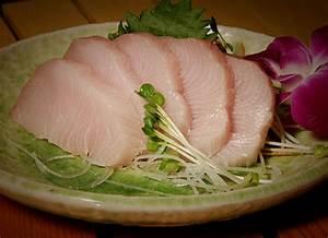 Yellowtail Sashimi On Rice Recipe — Dishmaps