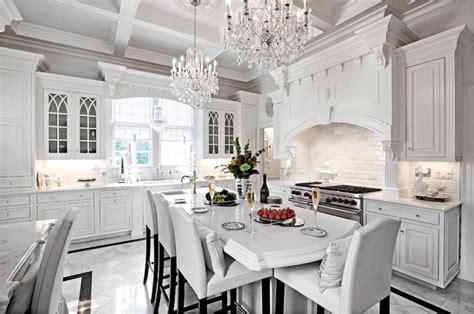 breathtaking white  white traditional kitchen