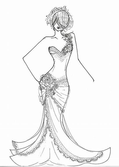 Coloring Pages Adult Sketch Designer Books Colouring