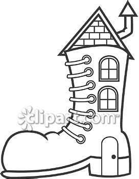 shoo clipart black and white clipart school edition demo