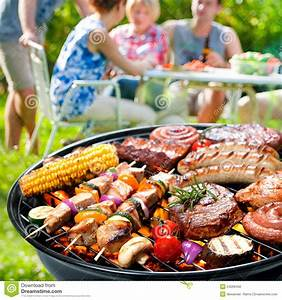 Barbecue Party Stock Photo - Image: 54266456