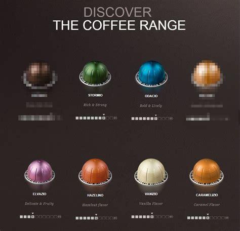 capsule nespresso vertuo new 60 nespresso vertuoline coffee pods capsules hazelino vanizio odacio ebay