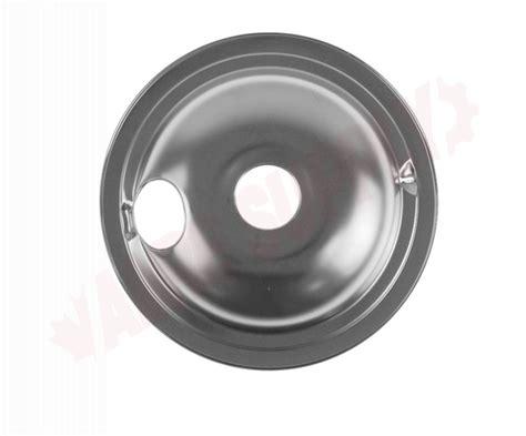 wsl ge range large drip pan  chrome amre supply