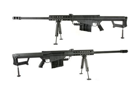 Sniper Rifles : Snow Wolf BARRET FULL METAL M82A1 ELECTRIC ...