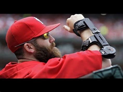 tommy john surgery explained mlb pitchers youtube
