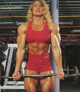 She Took Huge Doses Of Steroids In The 90s, Here's What ...