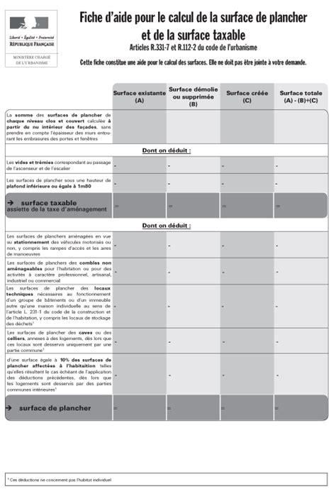 abri de jardin declaration de travaux declaration prealable de travaux abri jardin formulaire surface plancher