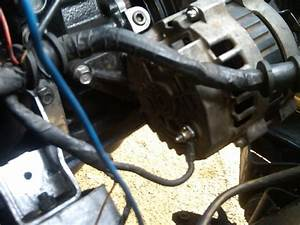 How To Wire A Gm Alternator To B2200