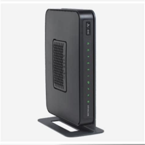 Netgear - CG3000D - DOCSIS® 3.0 Wireless-N Cable Modem ...
